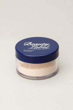 Beauty Label フィニッシングパウダー20g