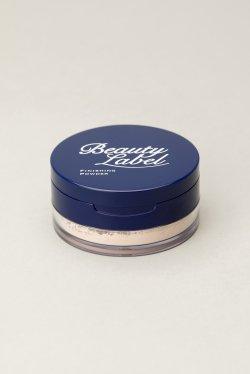 Beauty Label フィニッシングパウダー6g