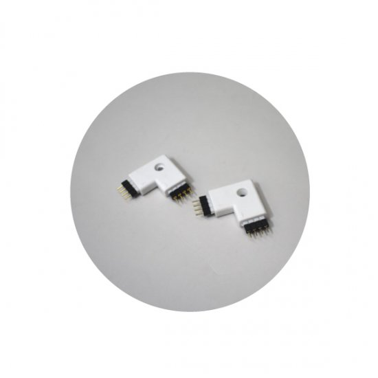 テープLED L型 接続部品 2個入り
