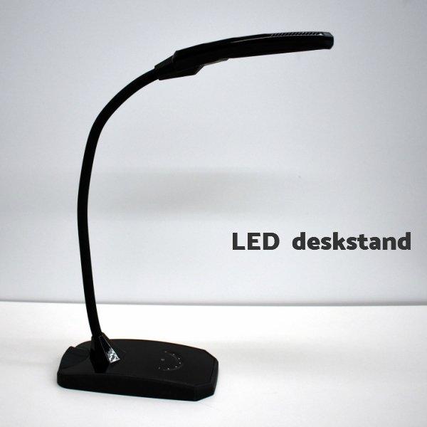 LEDデスクスタンド 「R-501」スライドスイッチ