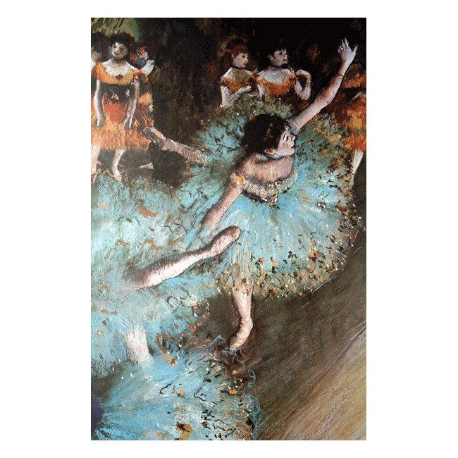 エドガー・ドガ「バランスをとる踊り子」 3号〜100号<br>プリハード・デジタグラフ 額付