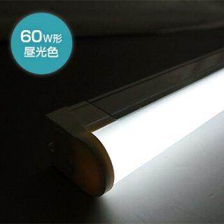 LEDスリムライト「SLED-F60D」 60W形 昼光色
