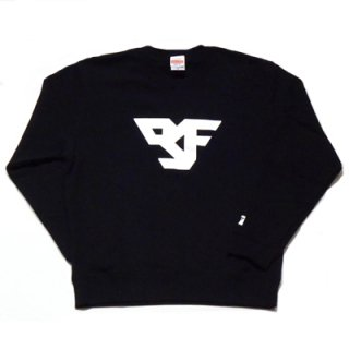 FLEX LOGO SWEAT/Black