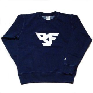 FLEX LOGO SWEAT/indigo