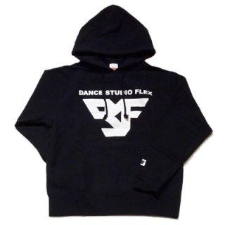 FLEX HOODIE/black