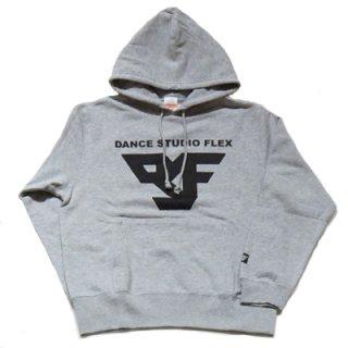 FLEX HOODIE/gray