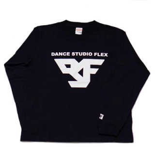 FLEX long sleeve T-SHIRT black