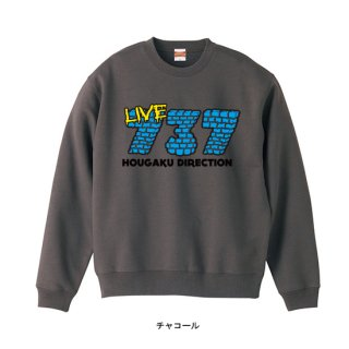 LIVE737 SWEAT KIICHI MODEL