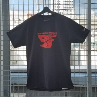 <img class='new_mark_img1' src='//img.shop-pro.jp/img/new/icons56.gif' style='border:none;display:inline;margin:0px;padding:0px;width:auto;' />''BtoH'' × HIROSHIMA REDFLEX T-SHIRT/BLACK