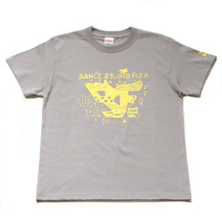 FLEX SUMMER T-SHIRT/gray