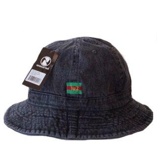 JURIDON lu2 tennis hat/black denim