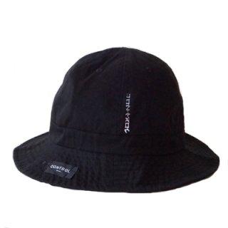 CONTROL KATAKANA TENNIS HAT/black