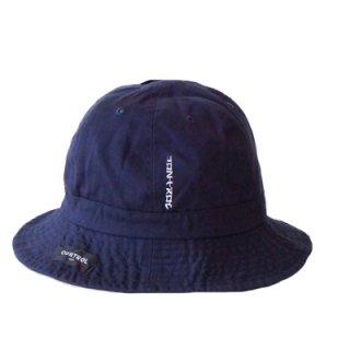 CONTROL KATAKANA TENNIS HAT/navy
