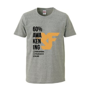 KURE FLEX 60% T-SHIRT/gray