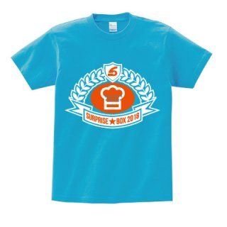 <img class='new_mark_img1' src='//img.shop-pro.jp/img/new/icons8.gif' style='border:none;display:inline;margin:0px;padding:0px;width:auto;' />SB2018 T-SHIRT/sea blue