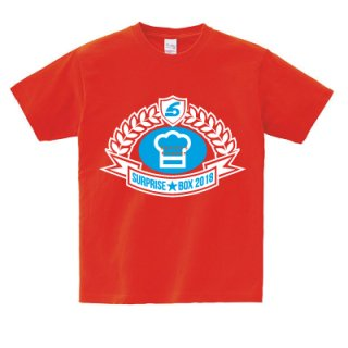 <img class='new_mark_img1' src='//img.shop-pro.jp/img/new/icons8.gif' style='border:none;display:inline;margin:0px;padding:0px;width:auto;' />SB2018 T-SHIRT/deep orange