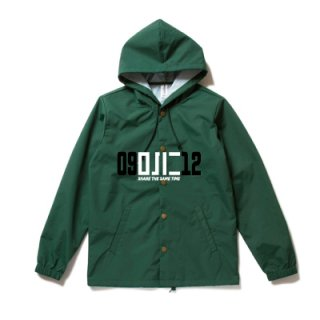 <img class='new_mark_img1' src='//img.shop-pro.jp/img/new/icons8.gif' style='border:none;display:inline;margin:0px;padding:0px;width:auto;' />FLEX × CONTROL REHEARSAL Coaches Jacket / GREEN