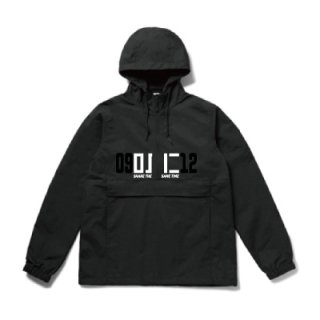 <img class='new_mark_img1' src='//img.shop-pro.jp/img/new/icons8.gif' style='border:none;display:inline;margin:0px;padding:0px;width:auto;' />FLEX × CONTROL REHEARSAL Anorak Jacket / BLACK