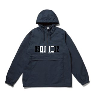 <img class='new_mark_img1' src='//img.shop-pro.jp/img/new/icons8.gif' style='border:none;display:inline;margin:0px;padding:0px;width:auto;' />FLEX × CONTROL REHEARSAL Anorak Jacket / NAVY
