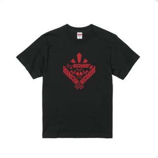 <img class='new_mark_img1' src='//img.shop-pro.jp/img/new/icons8.gif' style='border:none;display:inline;margin:0px;padding:0px;width:auto;' />KAYLLY MONSTER T-SHIRT/red