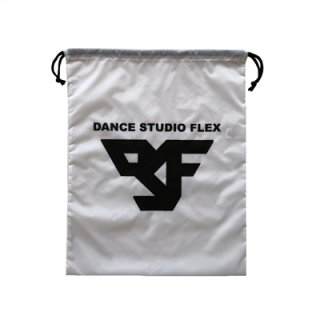 FLEX SHOES BAG/white