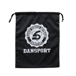 DANSPORT SHOES BAG/black