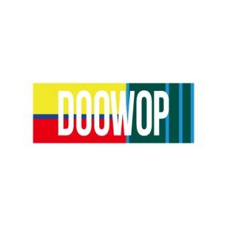 DOOWOP STICKER/yellow