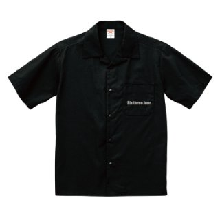 <img class='new_mark_img1' src='https://img.shop-pro.jp/img/new/icons8.gif' style='border:none;display:inline;margin:0px;padding:0px;width:auto;' />ロクサンヨン Open collar Shirt