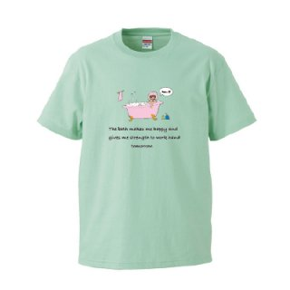 <img class='new_mark_img1' src='https://img.shop-pro.jp/img/new/icons8.gif' style='border:none;display:inline;margin:0px;padding:0px;width:auto;' />Bath time T-SHIRT/melon