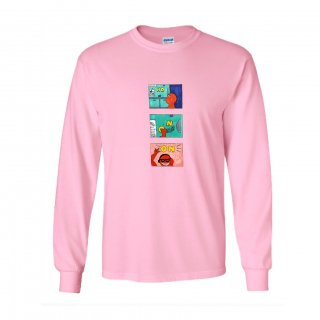 <img class='new_mark_img1' src='https://img.shop-pro.jp/img/new/icons8.gif' style='border:none;display:inline;margin:0px;padding:0px;width:auto;' />NOON L/S T-SHIRT/pink