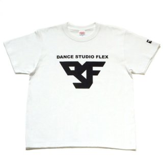 FLEX T-SHIRT/white×black