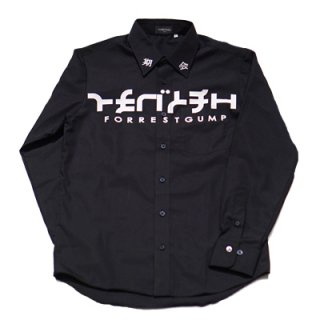 ICHIGO ICHIE SHIRT/black