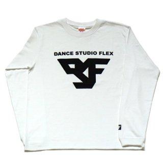 FLEX L/S T-SHIRT/white