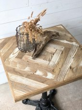 Display table〔old lumber〕