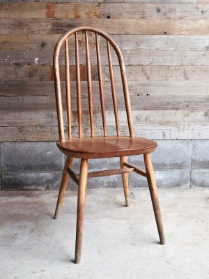 Bow back chair