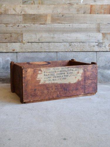Wood box [008]