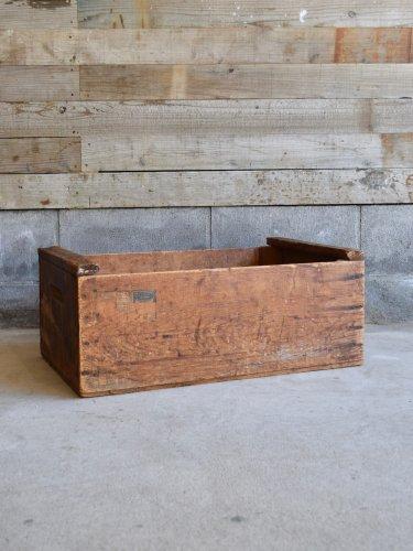 Wood box [009]