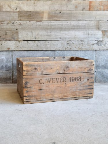 Wood cabbage box [012]