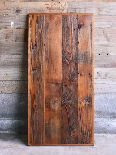 Table top board〔old lumber:oblong〕