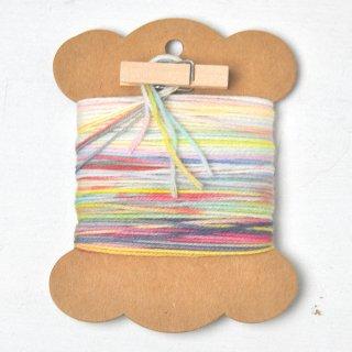 メリノ紡績糸【スプール巻き・001】