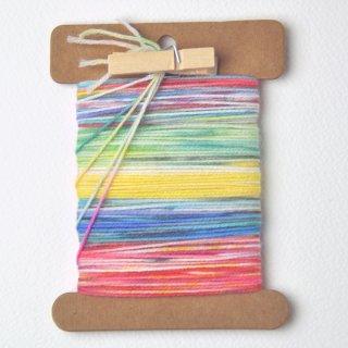メリノ紡績糸【スプール巻き・012】