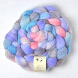 手染め羊毛【メリノトップ・213】約120g