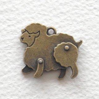 羊チャーム【G】
