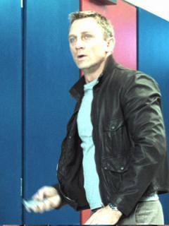 映画【007-カジノロワイヤル-】レザージャケット『ジェームズボンド』(ダニエルクレイグ)着用 レプリカ革ジャン