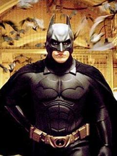 映画【バットマン ビキンズ】レザージャケット『ブルースウェイン』(クリスチャンベール)着用 レプリカ革ジャン