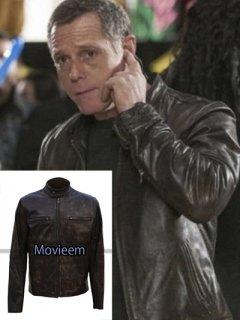 ドラマ【シカゴPD】レザージャケット『ジェイソンベギー』着用 レプリカ革ジャン