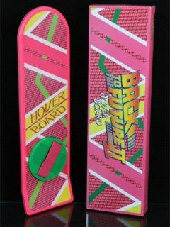 映画【バックトゥザフューチャー】実物大『ホバーボード』スケートボード プロップレプリカ「BTTF」