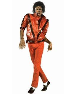 ★日本未入荷★【マイケルジャクソン】スリラー 着用 レザージャケット レプリカ革ジャン