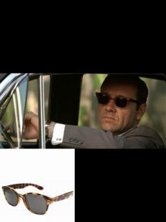 ★超リアル★【LAコンフィデンシャル】サングラス『ジャックヴィンセンス』着用 レプリカ「ケヴィンスペイシー」モデル