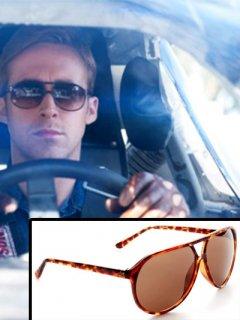 ★超リアル★【ドライブ】ドライバー(ライアンゴズリング)着用サングラス レプリカ